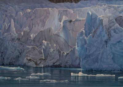 Risting Glacier, Drygalski Fyord – South Georgia