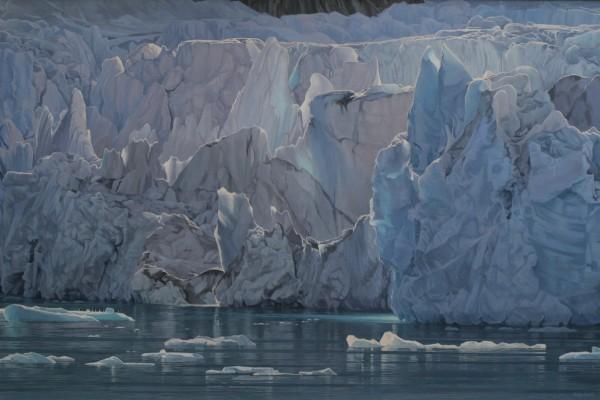 Risting Glacier - Drygalski Fjord, South Georgia